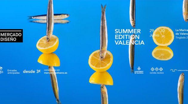 El Mercado de Diseño traslada su Summer Edition a Valencia