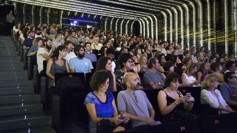 Proyecciones del Festival Animario 2018 en la Cineteca de Matadero