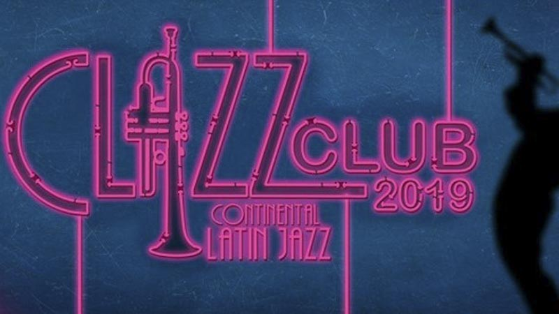 Cartel de Clazz Continental Latin Jazz