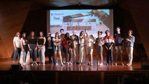 Ganadores del Festival de Cortos Solidarios