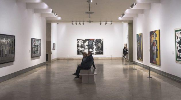 El Museo de Arte Contemporáneo rinde homenaje al Futurismo