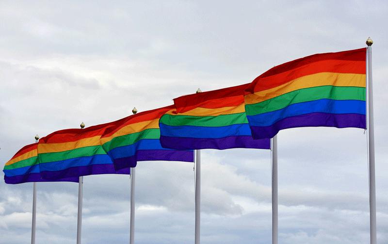 5 banderas del orgullo gay