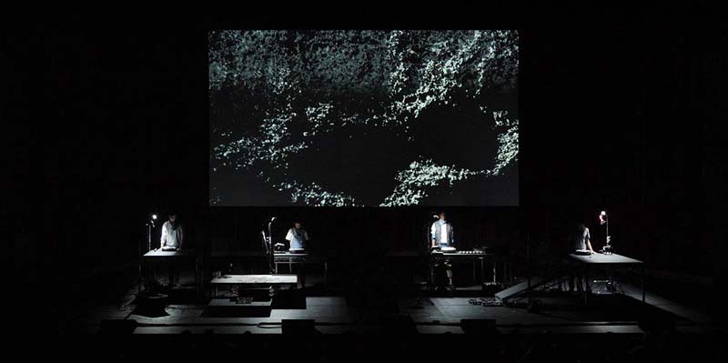 Matadero y la electrónica visual con el Festival L.E.V.