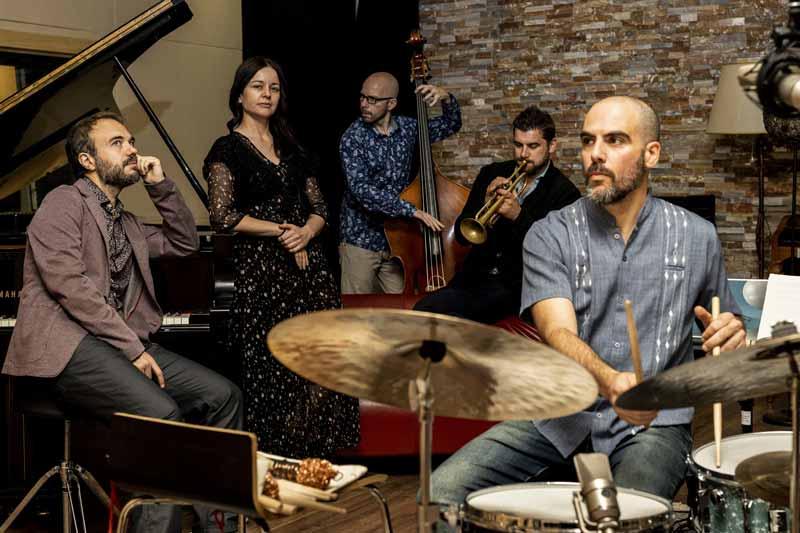 Moiseus P. Sánchez, quinteto musical (JAZZMADRID19)