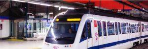 Imagen del centenario del Metro de Madrid, donde se celbrarán espectáculos musicales