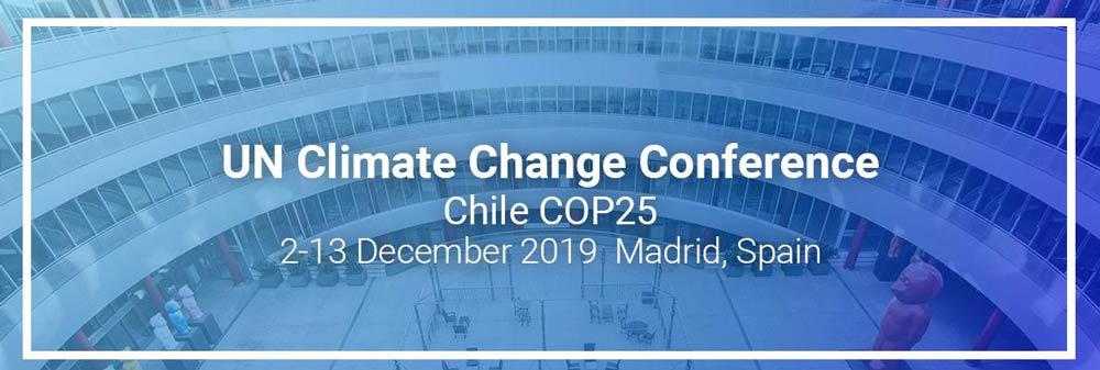 COP25 por el clima se celebra en Madrid