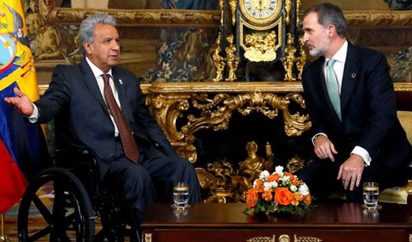Rey Felipe VI en la COP25