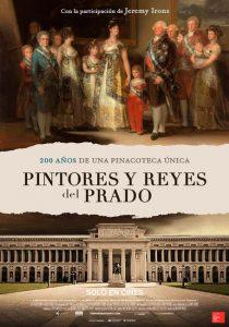 poster Pintores y Reyes del Prado