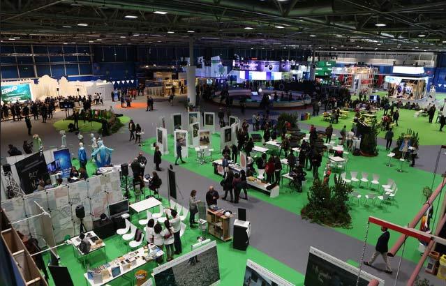 Zona verde de la COP25