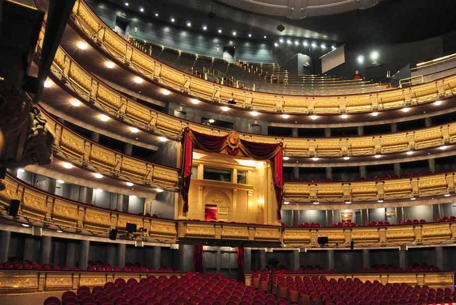 Teatro Real concierto
