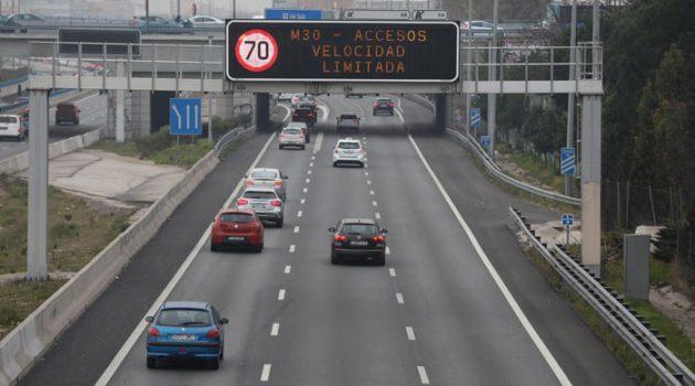 limitación 70 por Escenario 1 de contaminación